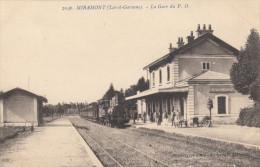 47 MIRAMONT  LA GARE - Andere Gemeenten