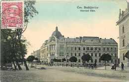 Tchequie -ref 60- Ces Budejovice  - Carte Bon Etat  - - Tchéquie