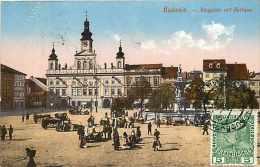Tchequie -ref 59- Budweis   - Carte Bon Etat  - - Tchéquie
