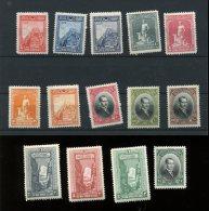 1926   Série Complète De TURQUIE  **  Postfrich Yv. 695/708  Cote 1100 Euros - Nuevos