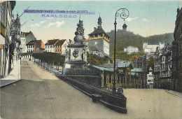 Tchequie -ref 27- Karlovy Vary - Karlsbad  - Carte Bon Etat  - - Tchéquie