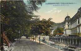 Tchequie -ref 26- Karlovy Vary - Karlsbad  - Carte Bon Etat  - - Tchéquie