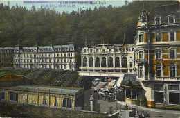 Tchequie -ref 25- Karlovy Vary - Karlsbad  - Carte Bon Etat  - - Tchéquie