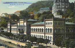 Tchequie -ref 23- Karlovy Vary - Karlsbad  - Carte Bon Etat  - - Tchéquie
