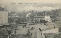 CHALON SUR SAONE PONT DE LA COLOMBIERE - Chalon Sur Saone