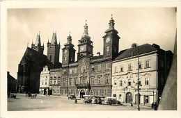 Tchequie -ref 17- Koniggratz - Hradec Kralové  - Carte Bon Etat  - - Tchéquie