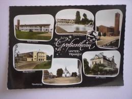 Allemagne ( Aschaffenburg - Grobostheim - Aschaffenburg