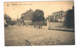 B4361   SOMBREFFE : Route De Namur A Nivelles - Sombreffe