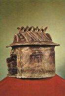 Tarquinia Museo Nazionale. Vulci:  Urna A Capanna - A Hut- Urn.   # 01678 - Fine Arts