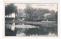 B4383   GROBBENDOCK : Kalkove - Grobbendonk