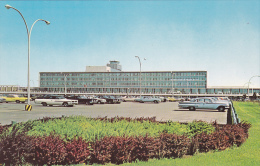 Dorval International Airport, MONTREAL, Quebec, Canada, 40-60s - Montreal