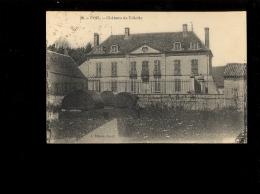 POIL Nièvre 58 : Château De La Villette ( Arbres Taillés )  Editions J Vilaire à Luzy - Otros Municipios