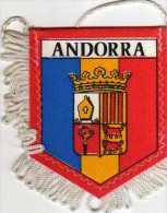 Fanion Andorra - Altri