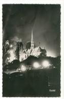 Paris - Feu D'Artifice Devant Notre-Dame - Editor: Chantal - Photo: Veritable - Notre-Dame De Paris
