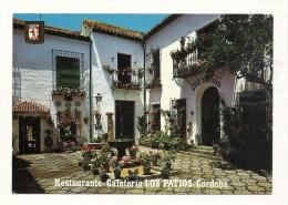 Cp, Commerce, Cafeteria - Restaurant Los Patios (Cordoba - Espagne) - Restaurants