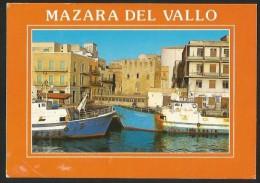 MAZARA DEL VALLO Sicilia Chiesa Di San Nicola Regale Trapani - Mazara Del Vallo
