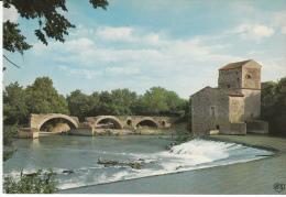 Les Environs De Florensac St Thibery Bessan Et Agde Le Pont Romain Sur L'Hérault - Non Classés