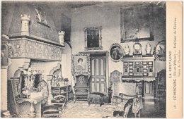 35. COMBOURG. Intérieur Du Château. Salon De L'hermine. 28 - Combourg