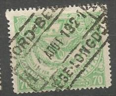 CF 110  Obl  Nord Belge  Liége Longdoz - 1915-1921