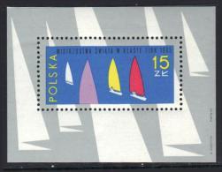Polen Yvertnrs: Blok 43 Postfris - Blocks & Sheetlets & Panes