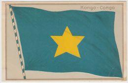 18839g CONGO  BELGE - Drapeau - Congo Belge - Autres