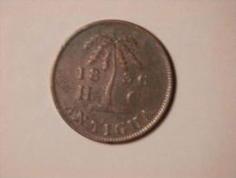 1 Farthing 1836 - Antigua Y Barbuda