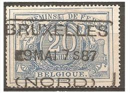 FEB-2204    BRUXELLES    //   NORD      Ocb TR  9 - Usati