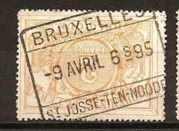 FEB-2216   BRUXELLES  //  ST JOSSE TEN NOODE         Ocb TR  14 - Gebraucht
