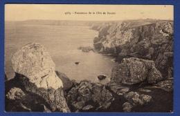 29 BEUZEC-CAP-SIZUN  Panorama De La Côte De Beuzec - Beuzec-Cap-Sizun