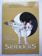 DOSSIER DE PRESSE - SIDEKICKS - Chuck Norris - Pubblicitari