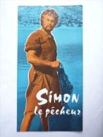 DOSSIER DE PRESSE - SIMON LE PECHEUR