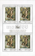 Czech Republic - 2004 - Brno 2005 - Prometeus By Antonin Prochazka - Mint Miniature Stamp Sheet - Ungebraucht