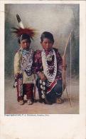 Sac & Fox 1: Two Little Braves 1905 - Indiens De L'Amerique Du Nord