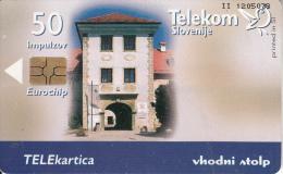 SLOVENIA - Metlika, Tirage 9992, 09/00, Used - Slovenia