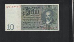 Dt. Reich 10 Mark 1929 - [ 4] 1933-1945: Derde Rijk