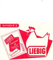 - BUVARD N°2 - LIEBIG - 705 - Potages & Sauces