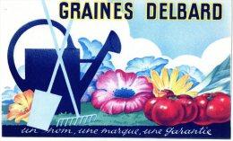 - BUVARD Graines DELBARD - 710 - Farm