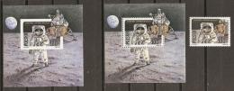 ESPACIO - POLONIA 1989 - Yvert #3017+H119/19A ** - Precio Cat. €40 - Space