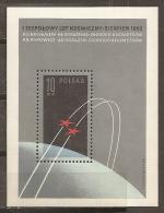 ESPACIO - POLONIA 1962 - Michel #H33 - MNH ** - Espacio