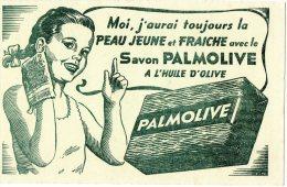 - BUVARD Savon Palmolive - 717 - Parfums & Beauté