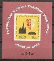 POLONIA 1963 - Yvert #H37 - MNH ** - 1944-.... República