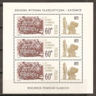 FILATELIA - POLONIA 1971 - Yvert #H51 - MNH ** - Exposiciones Filatélicas