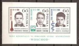 POLONIA 1964 - Yvert #H41 - MNH ** - Blocs & Hojas