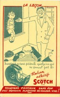 Buvard Ruban Adhésif Scotch. T.bon état. - Buvards, Protège-cahiers Illustrés