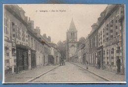 61 - LONGNY --  Rue De L´Eglise - Longny Au Perche