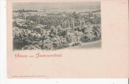 GRUSS AUS FRANZENSBAD - Tchéquie