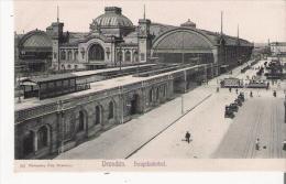 DRESDEN 92 HAUPTBAHNHOF - Dresden