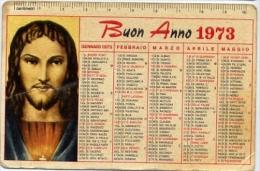 Calendarietto - Istututo Missionario S.cuore - Monza - 1973 - Calendari