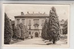 """0-7250 WURZEN, Stadthaus, Landpoststempel """"Nemt über Wurzen"""" - Wurzen"""