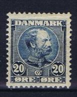 Denmark, 1904 Mi 49 I MNH/** - Unused Stamps